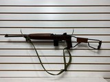 Used Inland Paratrooper Replica 30 carbine original receiver modern stock very good condition