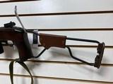 Used Inland Paratrooper Replica 30 carbine original receiver modern stock very good condition - 15 of 17
