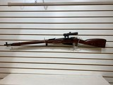 Used PW Arms Mosin Nagant 7.62X54R with scope good condition
