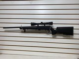 Used Savage MKII 22LR with Scope good condition