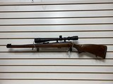 Used CZ Model 425 22LR with scope good condition