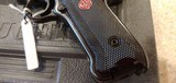 Used Ruger Mark III 22LR with case and extras - 2 of 15