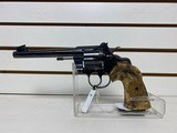 Used Colt Officers Model38 Cal Camo Pearl Grips Good Condition - 1 of 7