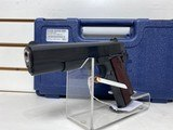 Used Colt Goverment Model 38 38 Super with case and extra mag good condition - 6 of 8