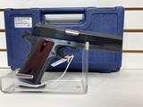 Used Colt Goverment Model 38 38 Super with case and extra mag good condition - 4 of 8