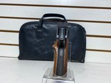 Used High Standard 22LR good condition with leather soft case - 4 of 9