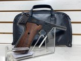 Used High Standard 22LR good condition with leather soft case - 6 of 9