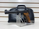 Used High Standard 22LR good condition with leather soft case - 5 of 9