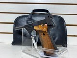 Used High Standard 22LR good condition with leather soft case - 2 of 9