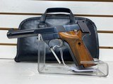 Used High Standard 22LR good condition with leather soft case - 7 of 9