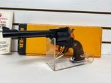 Used Ruger Single Six Combo 22& 22 WMR Cylinders Included good condition original box - 3 of 9
