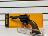 Used Ruger Single Six Combo 22& 22 WMR Cylinders Included good condition original box - 4 of 9