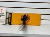 Used Ruger Single Six Combo 22& 22 WMR Cylinders Included good condition original box - 7 of 9