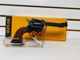 Used Ruger Single Six Combo 22& 22 WMR Cylinders Included good condition original box - 2 of 9