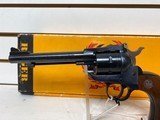 Used Ruger Single Six Combo 22& 22 WMR Cylinders Included good condition original box - 8 of 9