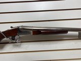 """Used Stoeger Coach Gun 12 Gauge 20"""" barrel nickle finish very good condition - 12 of 13"""