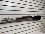 """Used Stoeger Coach Gun 12 Gauge 20"""" barrel nickle finish very good condition - 10 of 13"""