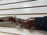 """Used Stoeger Coach Gun 12 Gauge 20"""" barrel nickle finish very good condition - 5 of 13"""