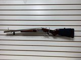 """Used Stoeger Coach Gun 12 Gauge 20"""" barrel nickle finish very good condition - 1 of 13"""