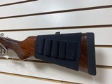 """Used Stoeger Coach Gun 12 Gauge 20"""" barrel nickle finish very good condition - 7 of 13"""