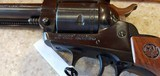 Used Ruger Single Six Combo with 22 and 22 Mag cylinders originalbox and book good condition - 8 of 14