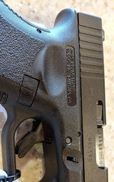 Used Glock Model 27 40 cal 2 mags speed loader case good condition - 2 of 15