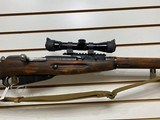 Used Russian Mosin Nagant with reloaders , ammo bags, extras, good condition - 14 of 24