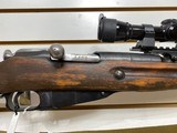 Used Russian Mosin Nagant with reloaders , ammo bags, extras, good condition - 23 of 24