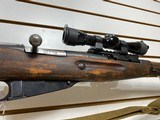 Used Russian Mosin Nagant with reloaders , ammo bags, extras, good condition - 10 of 24