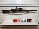 Used Russian Mosin Nagant with reloaders , ammo bags, extras, good condition - 15 of 24