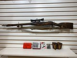Used Russian Mosin Nagant with reloaders , ammo bags, extras, good condition - 1 of 24