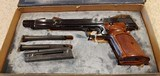 Used Smith and Wesson Model 41 original box 3 extra mags(4 total)