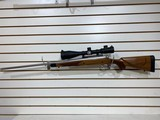 Used Remington 700 CDL 7MM Rem Magnum with Scope Very Good Condition