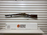 Used Henry Golden Boy 22 LRUn-Fired with BoxNew Condition