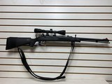GUNSMITH SPECIAL Used Traditions E-Bolt 209 with scope and strap good condition