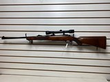 Used Ruger Model 77 270 cal with scope good condition