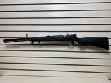 Used Navy Arms 50 cal muzzle loader fair condition