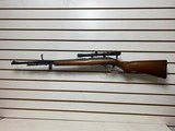 Used Marlin Model 60 22LR with scope good conditon