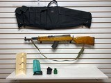 Used Chinese SKS 7.62x39 30Round and 10 Round Mags Canvas strap Scope Mount Carrying Case Very Good Condition