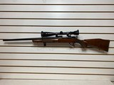 Used Sako Vixen 222 (Finish Bolt action) with scope very good condition
