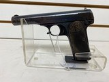 Fn Model 1922 32 ACP Nazi marked numbers matching Pre 1943 good condition
