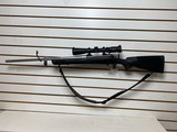 Used Winchester Model 70 XTR 338 Win with redfield scope very good condition
