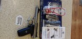 New Smith and Wesson 22 Victory TB 22LR2 -10 round magazines lock manuals scope base new condition