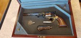 U.S. Historical Society Robert E. Lee Commemorative Colt Model 1851 Navy Pistol, .36 caliber with six-shot cylinder.Price Reduced was $1595