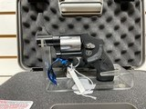 "New Smith and Wesson M442 38 Special 1.88"" barrel new condition in hard plastic case with lock and manuals new condition"