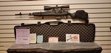 """springfield m1a 308 cal 22"""" barrelcrossfire ii 6 24x50 custom upgrades very good condition with hard case and manuals"""