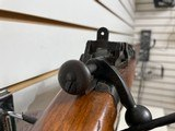 """Used Savage Enfield #4 303 cal25"""" barrel not marked U.S. Property no import stamps All correct good condition - 22 of 22"""