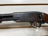Used Winchester Model 61 22LR re-blued, drilled receiver good condition - 3 of 17