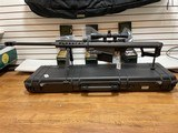 Used Barrett 82A1 50BMG 29 inch fluted barrel, 4 magazines, soft case, hardcase, scope and between 400-450 rounds of ammunition very good condition