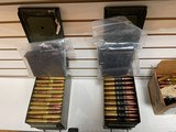 Used Barrett 82A1 50BMG 29 inch fluted barrel, 4 magazines, soft case, hardcase, scope and between 400-450 rounds of ammunition very good condition - 7 of 20